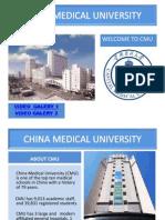 China - China Medical University