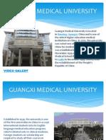 China - Guangxi Medical University