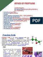 Propylene Derivatives