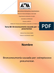 Tema 88 Broconeumonia Causada Por Esreptococo Pneumoniae Con CORREGIDA