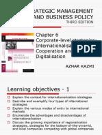 Kazmi Strategy Mgt Lessons Part 6