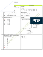 Pembahasan Sbmptn 2013 Matematika Dasar 334