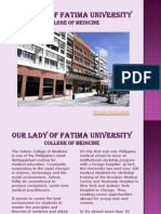 Philippines - Our Lady of Fatima University