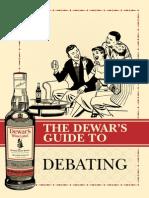 Dewar's Guide to Debating