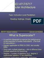 Super Scalar Architecture