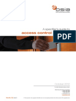 132 Specifiers Guide Access Control