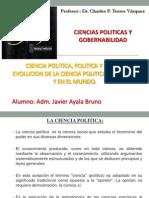 Expo Ciencia Politica, Poder