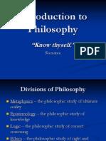 Intro to Philo Class