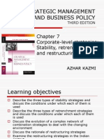 Kazmi Strategy Mgt Lessons Part 7