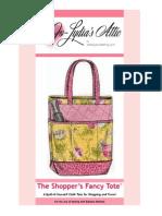 The Shopper's Fancy Tote