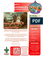 MRRC May Newsletter