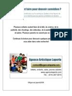 Agence Artistique Laperle