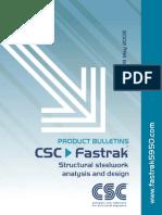 Fastrak Product Bulletin