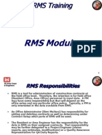 RMS Modules Overview of What RMS Actually Does-FINAL
