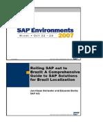SAP Brazil
