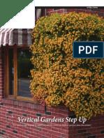 Vertical Gardens Step Up