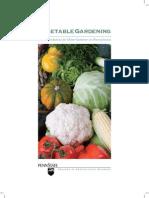 Vegetable Gardening in Pennsylvania ~ PSU