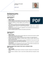 Shekel Biz Mate Sample Resume