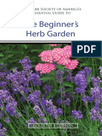 The Beginners Herb Garden