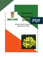 Caliente Mustard Brand