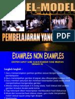 Materi 10[1]. Model Model Pembelajaran