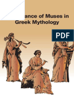 Significance of the Muses in the Greek Mythology
