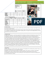 student report cards for april 2014 practicum final