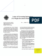 Wright Letter of Governing Instructions 0894 (GD-05)
