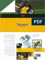 Triumph TT 600  2000
