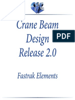 Crane Beams Manual
