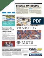 Asbury Park Press May 15, 2014