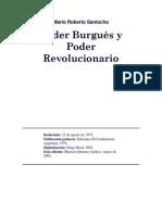 Mario Roberto Santucho - Poder Burgués y Poder Revolucionario