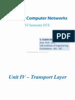 Computer Networks Unit4