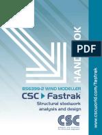 BS6399-2 Wind Modeller Handbook