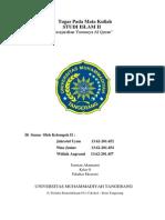 Tugas Kelompok Makalah Studi Islam II