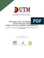 UTM convo guideline 2014