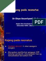 8. Kejang Pada Neonatus