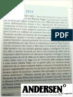 Rivista Andersen - Nr. 312 Maggio - 2014