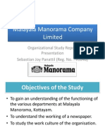 Malayala Manorama Company Limited