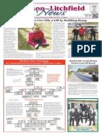 Hudson~Litchfield News 5-16-2014