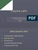 Trauma Lahir Dr. Nailan