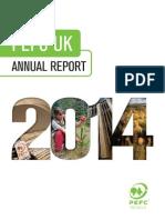 PEFC Annual Report 2014