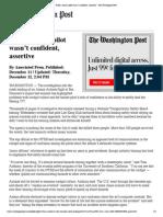 asiana pilot wasnt confident assertive - the washington post