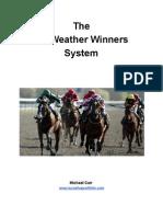 All Weather Winners