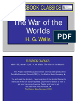 The War of the Worlds H.G.wells
