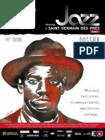 Festival Jazz à Saint-Germain-des-Prés 2014 - dossier de presse