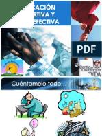 Comunicacion Efectiva y Asertiva