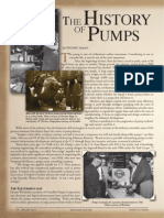 The History of Pumps