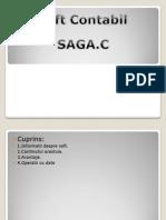 Saga C prezentare soft contabil