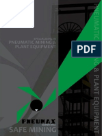 Specialising in Pneumatic Mining and Plant Equipment